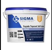 Sigma Facade Topcoat Selfclean Matt