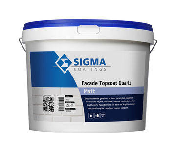 Sigma Facade Topcoat Quartz Matt
