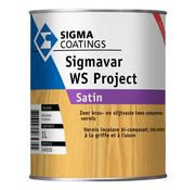 Sigma Sigmavar WS Project Satin