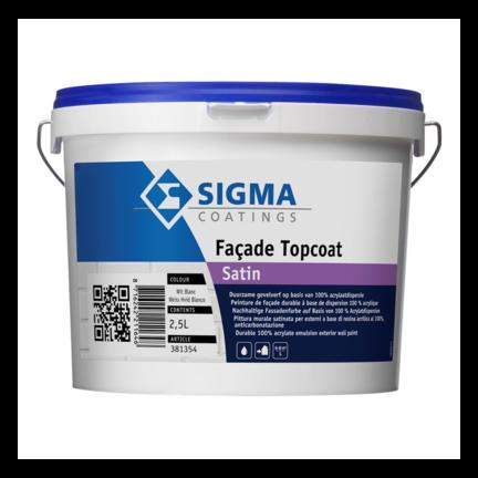 Sigma Facade Gevelverfsysteem