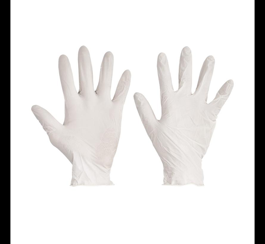 Wegwerphandschoen Latex - 10 stuks