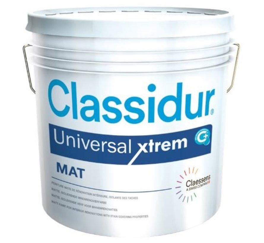 Universal Xtrem Mat Wit