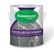 Koopmans Schoolbordenverf Zwart