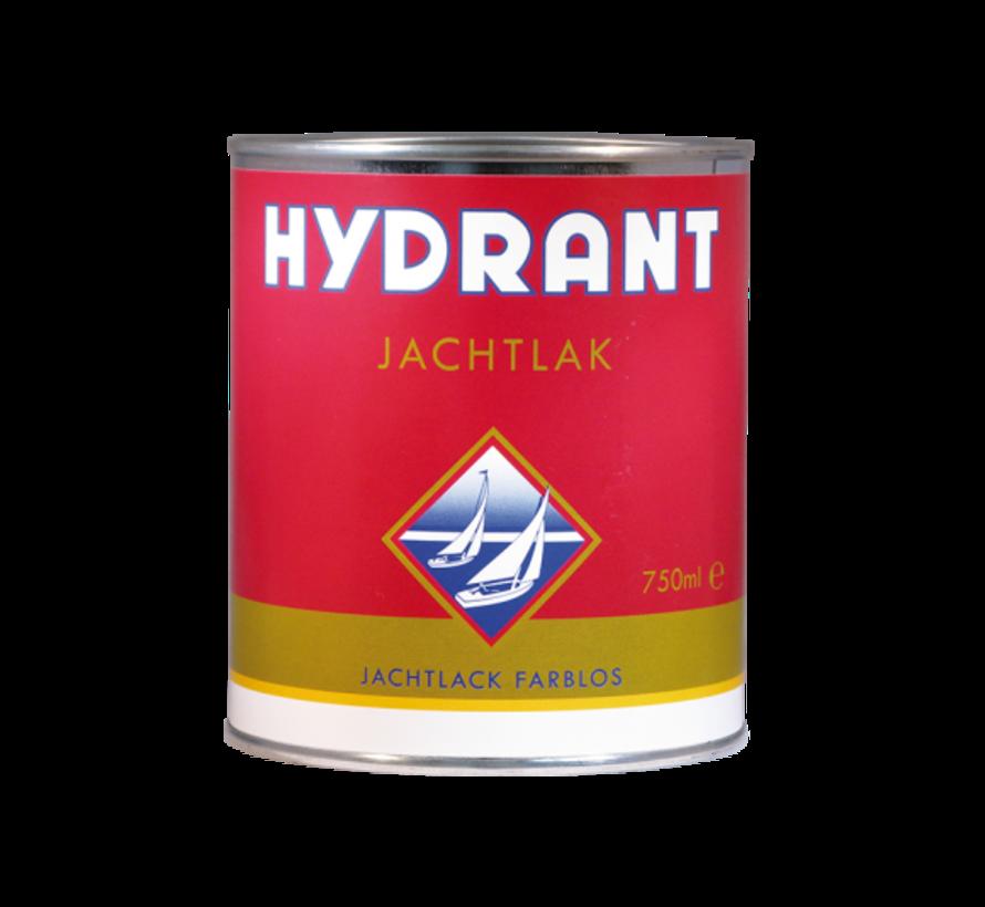Hydrant Jachtlak Blank