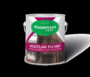 Koopmans Houtlak PU Mat Blank