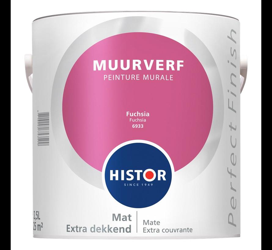 Perfect Finish Muurverf Mat 6933