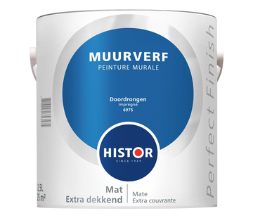 Histor Perfect Finish Muurverf Mat 6975