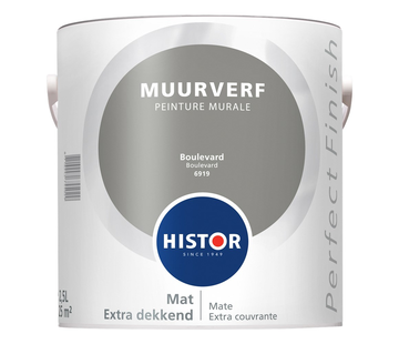 Histor Perfect Finish Muurverf Mat 6919