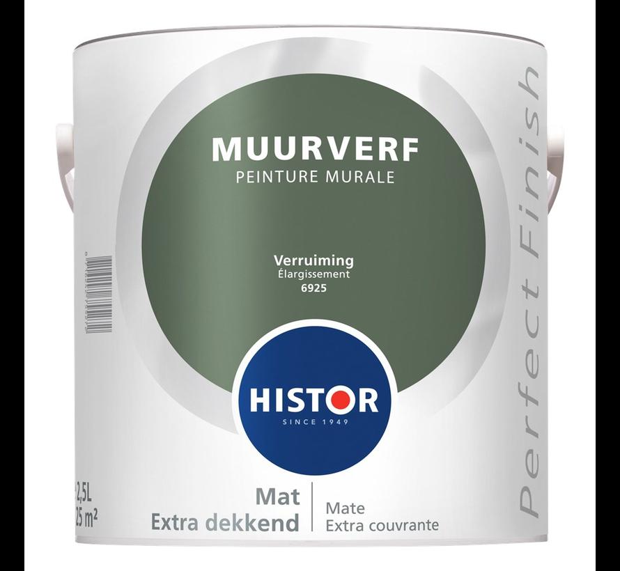 Perfect Finish Muurverf Mat 6925
