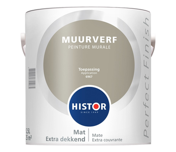 Histor Perfect Finish Muurverf Mat 6967