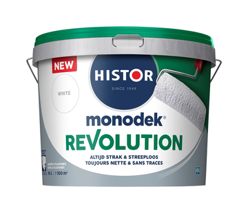 Histor Monodek Revolution Muurverf