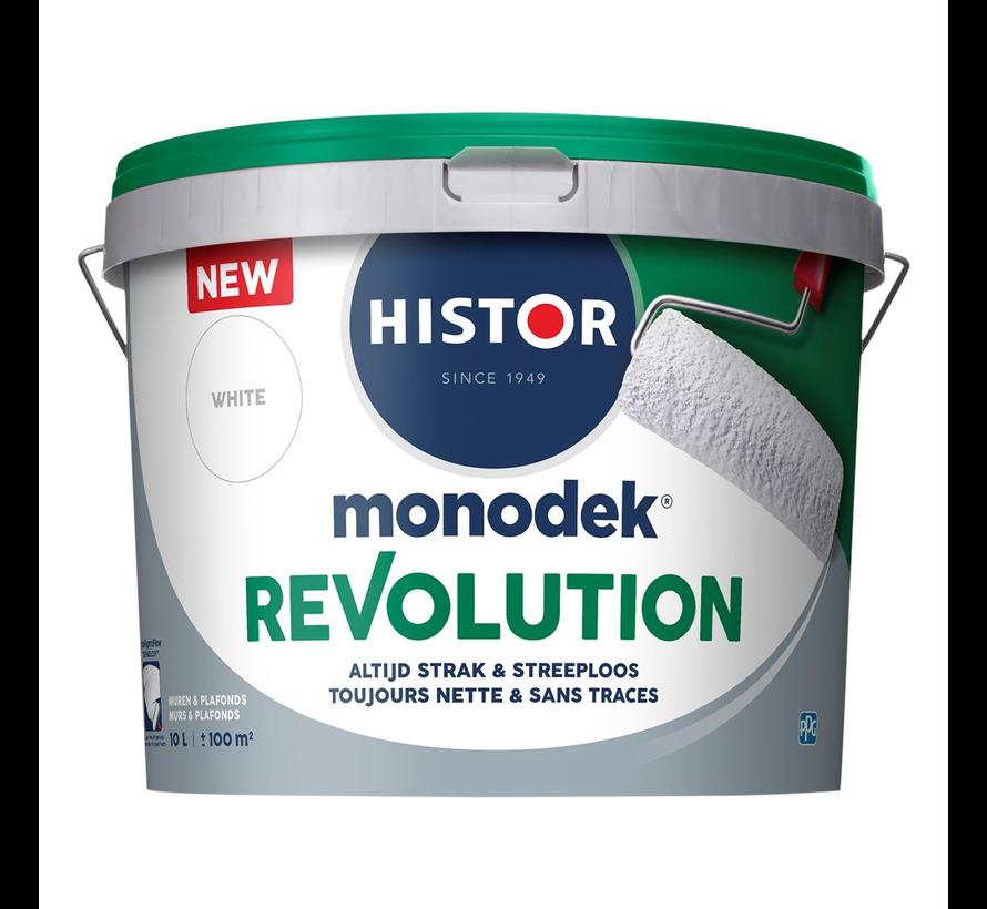 Monodek Revolution Muurverf | Matte Muur- en Plafondverf
