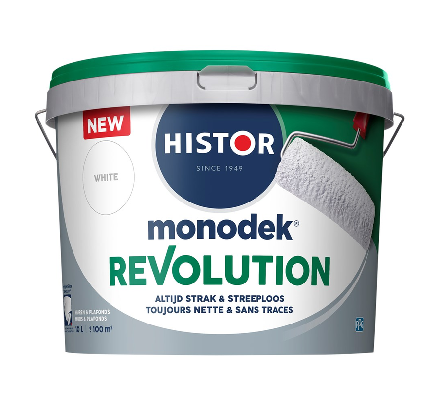 Monodek Revolution Muurverf