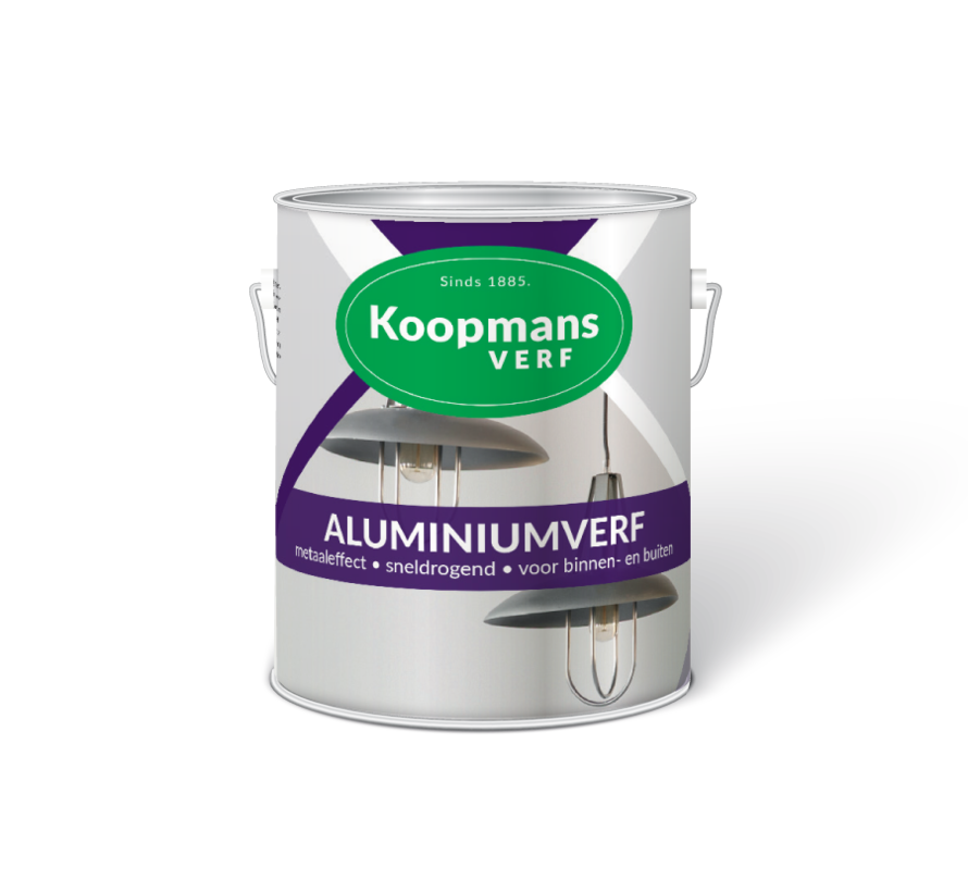 Aluminiumverf
