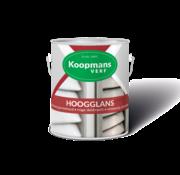 Koopmans Hoogglans 471 Zilvergrijs