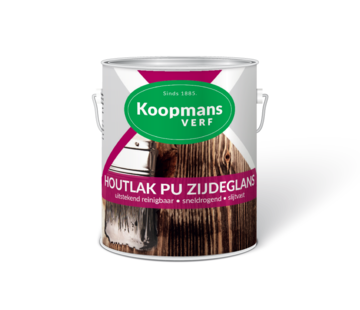 Koopmans Houtlak PU Zijdeglans 217 Grenen