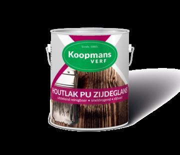 Koopmans Houtlak PU Zijdeglans 214 Donker Eiken
