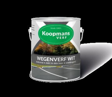 Koopmans Wegenverf Wit