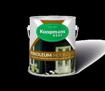 Koopmans Perkoleum Hoogglans Dekkend 201 Wit