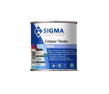 Sigma Colour Tester Matt