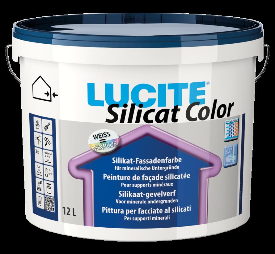 Silicat Color | Matte Muur- & Gevelverf