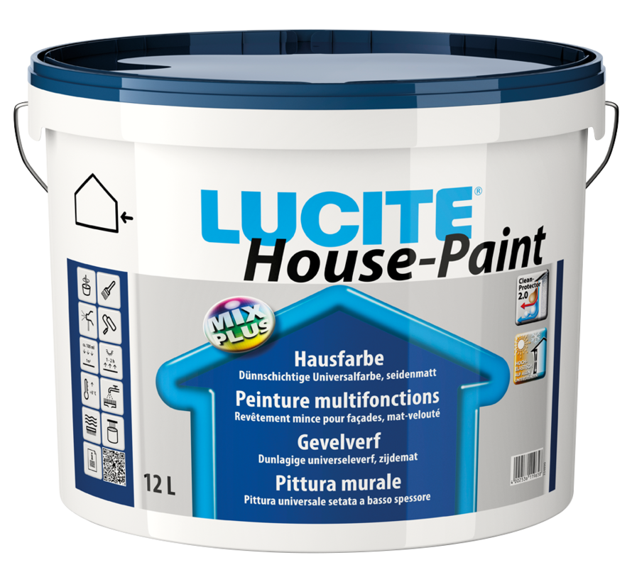 House-Paint | Zijdematte Verf