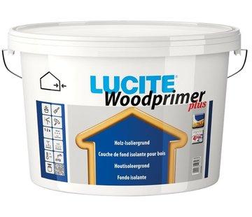 Lucite Woodprimer Plus 2,5 LTR - Wit
