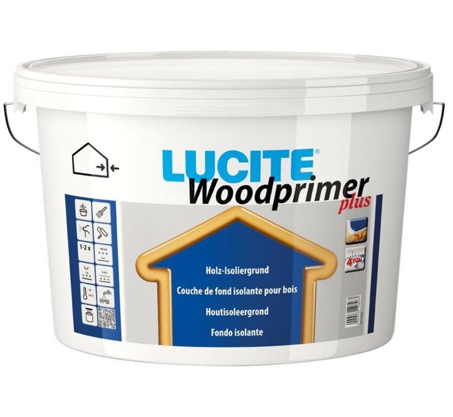 Woodprimer Plus | Grondverf Binnen & Buiten
