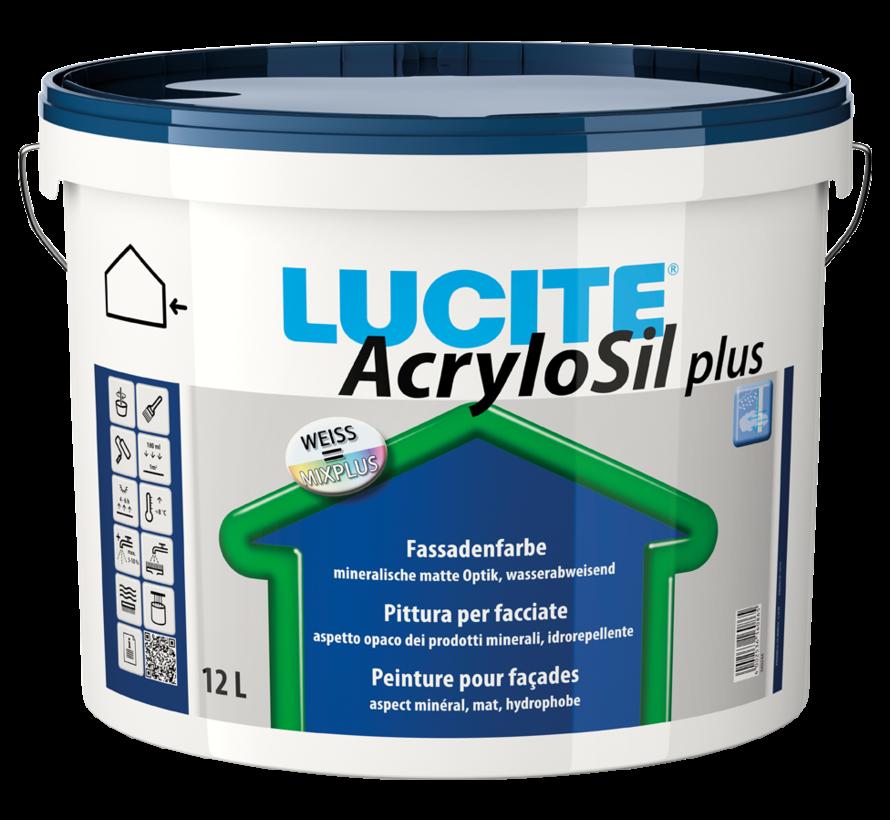 Acrylosil | Matte gevelverf