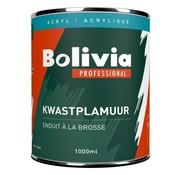 Bolivia Aqua Kwastplamuur