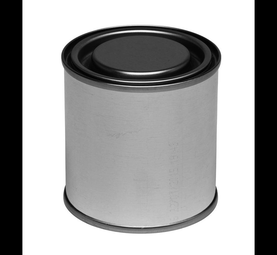Leeg Blik + Deksel 0,25 LTR