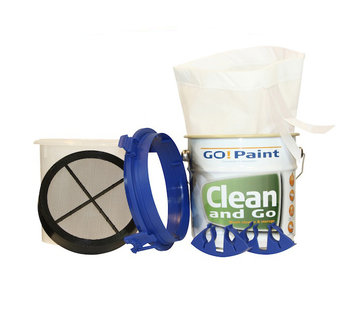 Go!Paint Clean And Go Set