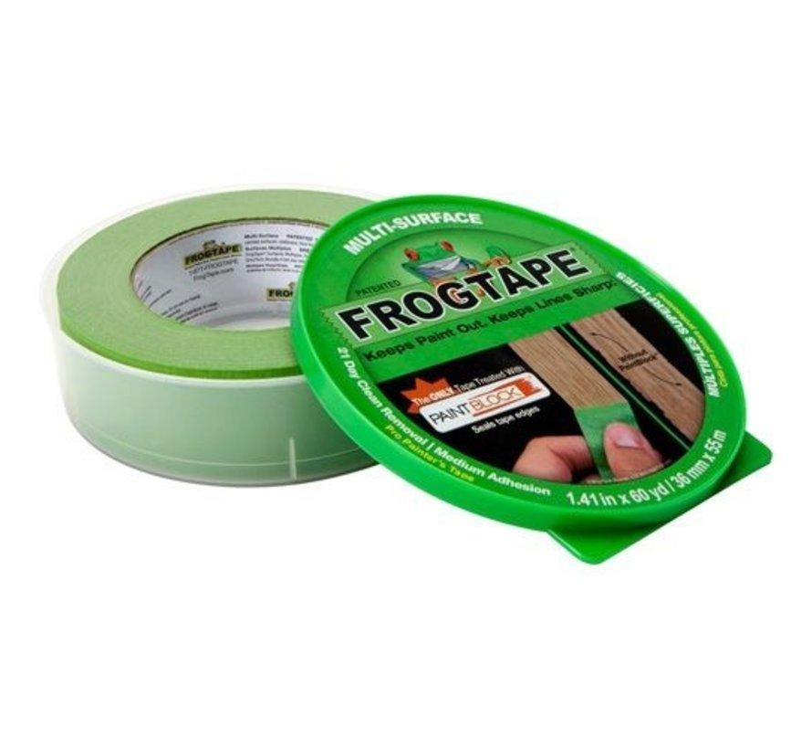 631 Frog Maskeer Tape Groen