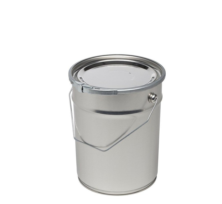 Leeg Blik Conisch Blank/Gecoat 5 LTR