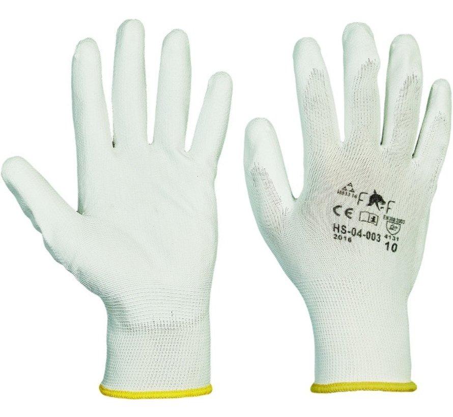 Handschoen Bunting Light Poly/PU