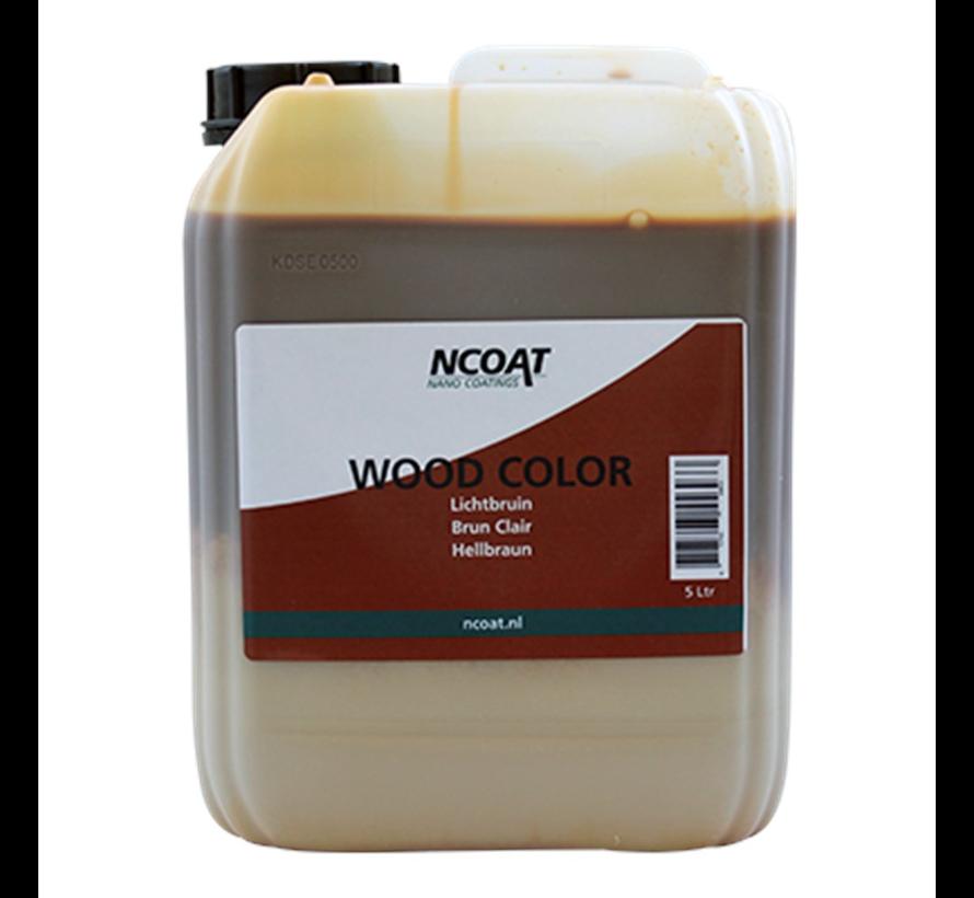 Wood Color Transparant