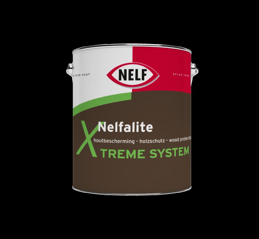 Nelfalite Xtreme System | Zijdeglans Eén-pot-systeem
