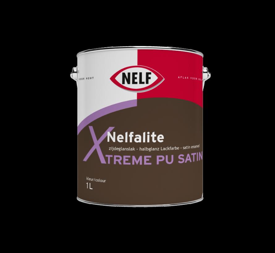 Nelfalite Xtreme PU Satin | Zijdeglans Buitenlak