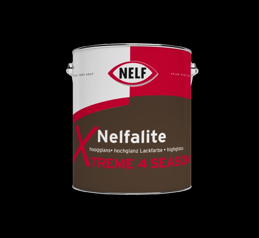 Nelfalite Xtreme 4 Seasons | Hoogglans Buitenlak