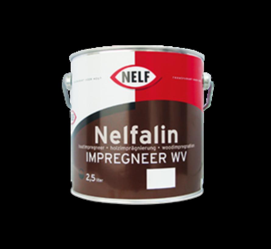 Nelfalin Impregneer WV | Zijdeglans Impregnerende Beits