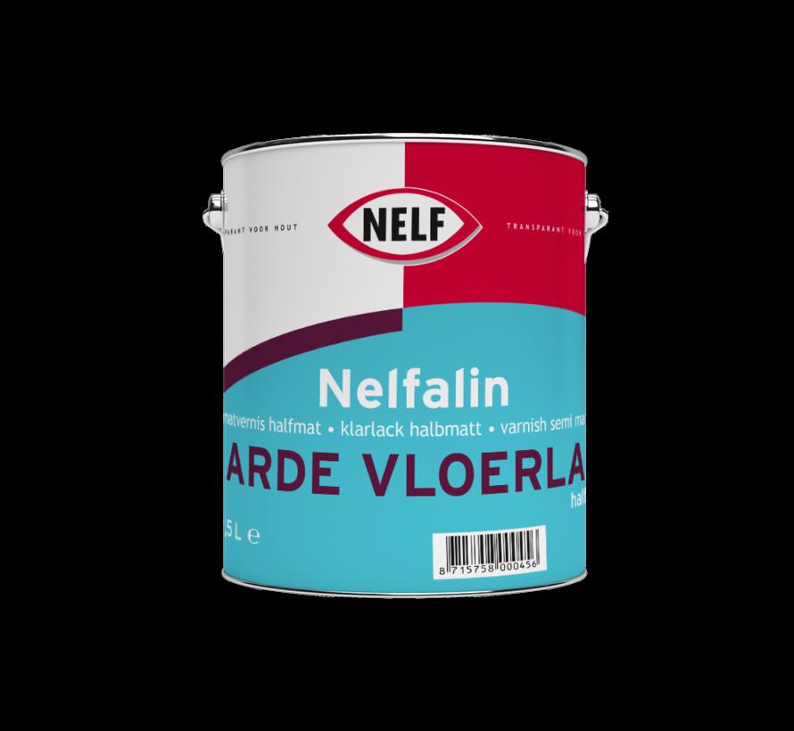 Nelfalin Harde Vloerlak Halfmat | Transparante Vloer- en Traplak