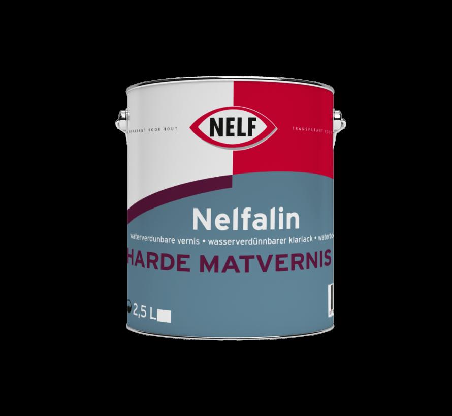 Nelfalin Harde Matvernis WV Halfmat | Transparante Vloerlak