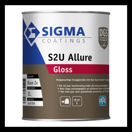 Sigma S2U Allure | 10 jaar onderhoudsvrij