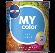 Histor My Color Lak Mat