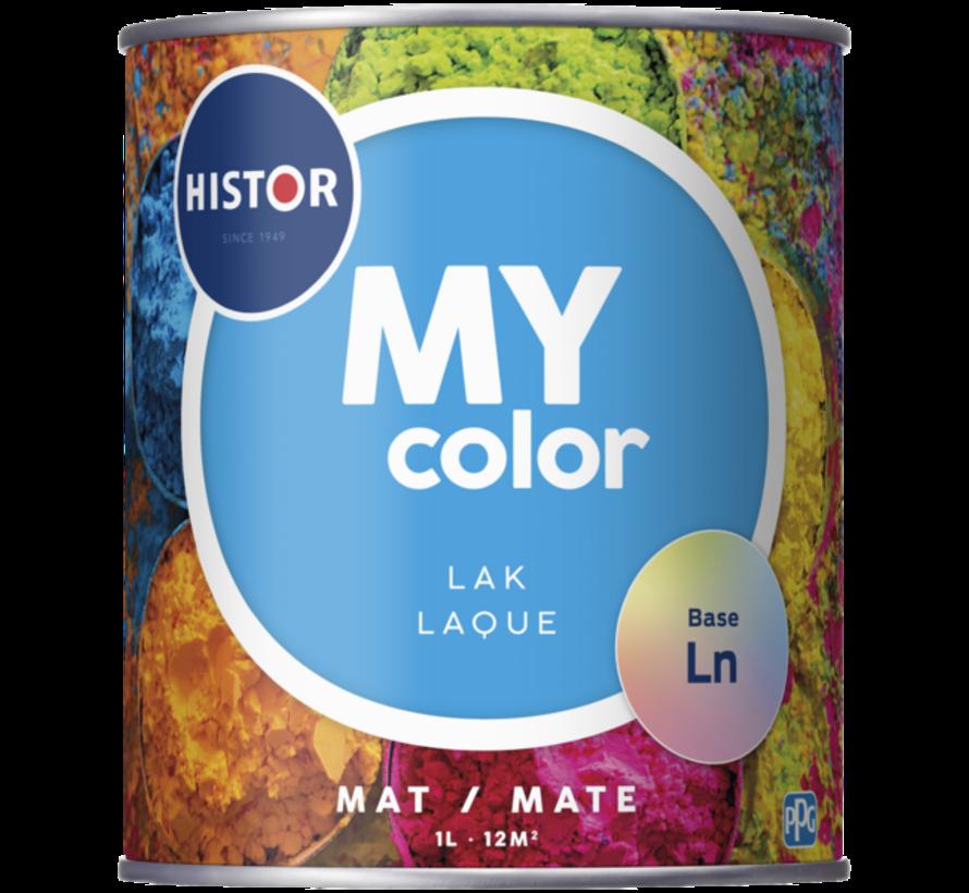 My Color Lak Mat