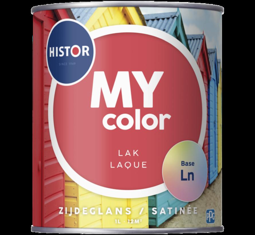 My Color Lak Zijdeglans