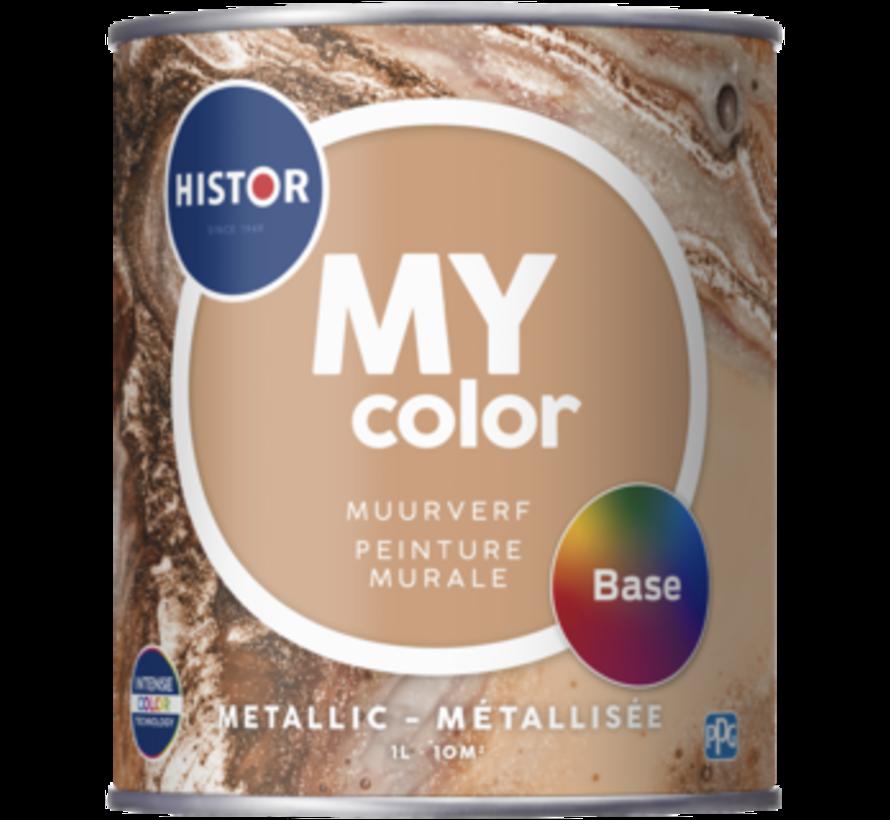 My Color Muurverf Metallic