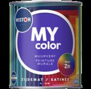 Histor My Color Muurverf Zijdemat