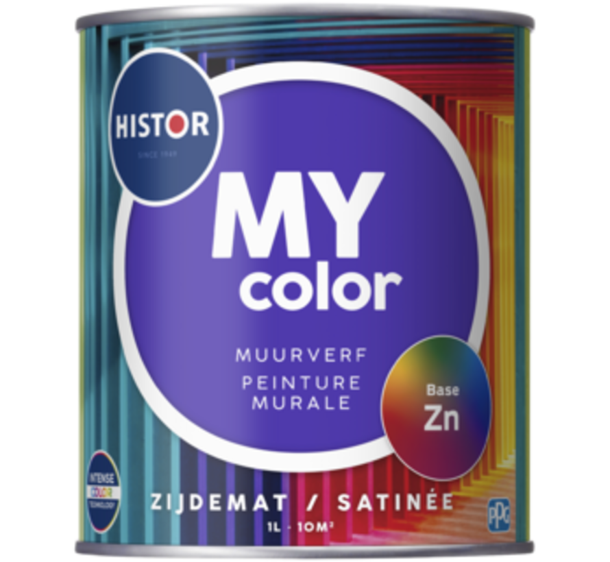 My Color Muurverf Zijdemat