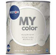 Histor My Color Muurverf Extra Mat New Chalk